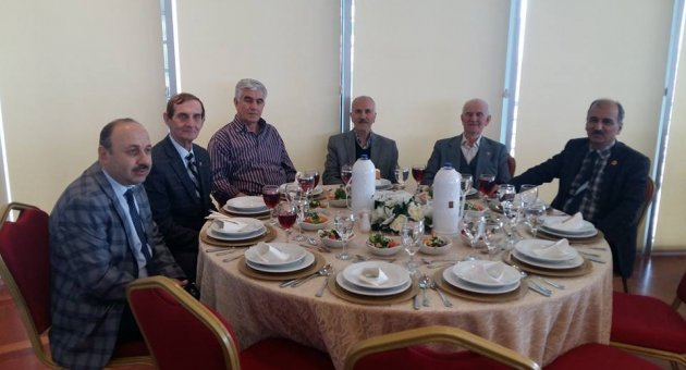 İçişleri Bakanımızla Bursa Muhtarları buluşması